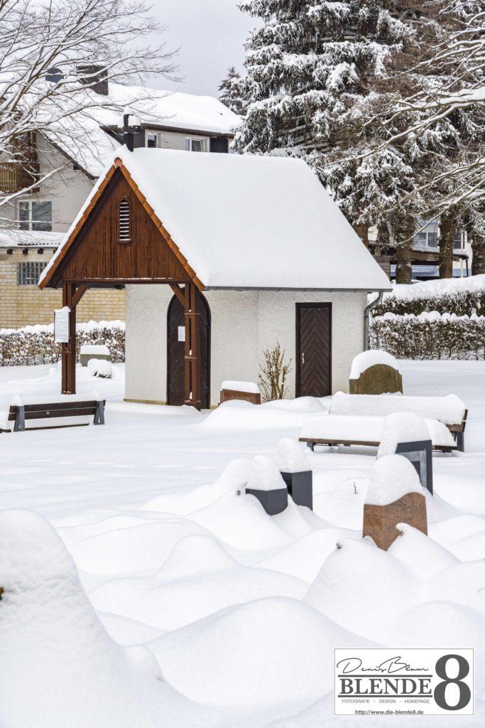 Blende8 Nordhessen Baunatal Schnee Foto-Nr. 3015-2