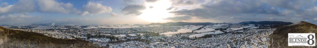 Blende8 Nordhessen Baunatal Luftaufnahmen Foto-Nr. 3003-00028