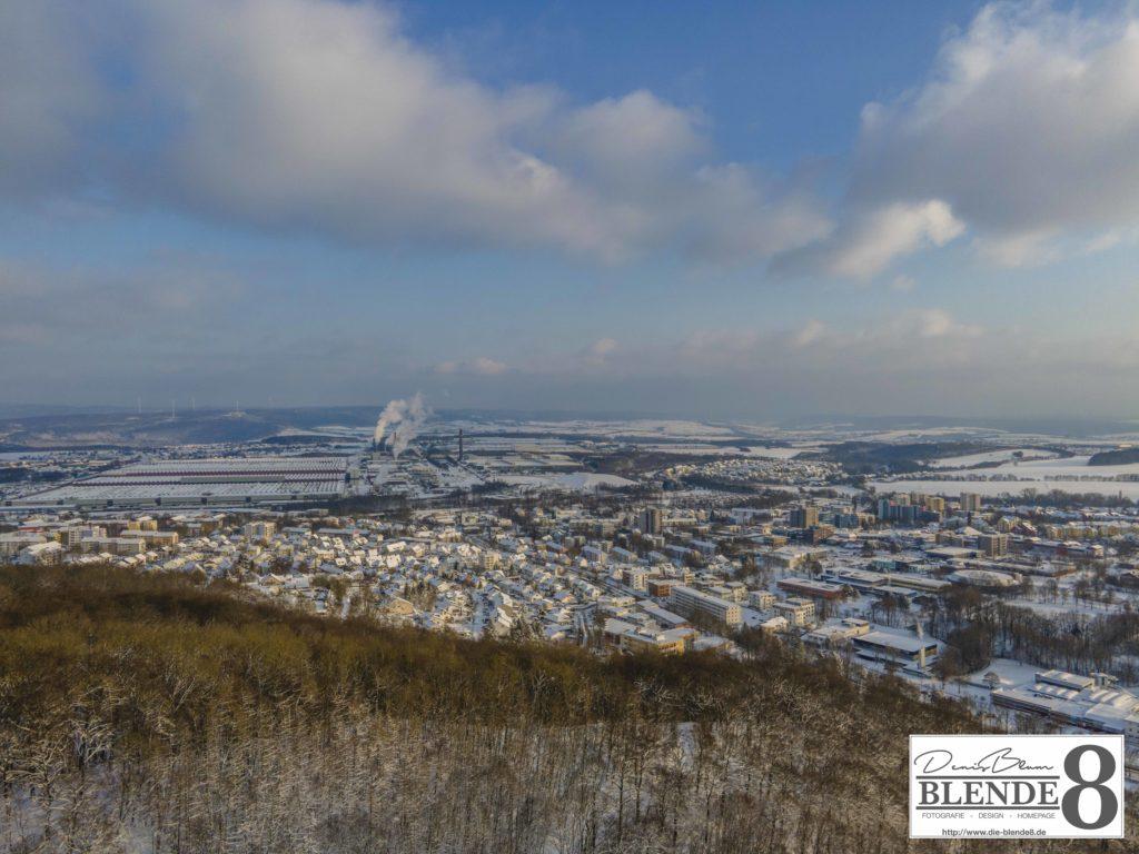 Blende8 Nordhessen Baunatal Luftaufnahmen Foto-Nr. 3003-00011