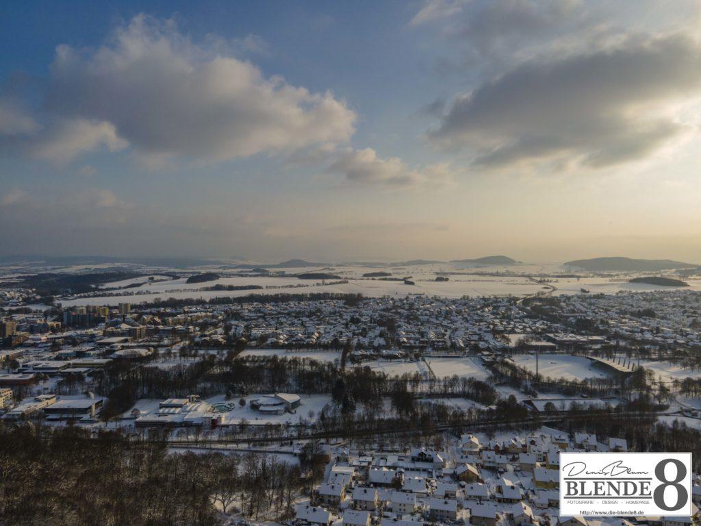 Blende8 Nordhessen Baunatal Luftaufnahmen Foto-Nr. 3003-00012