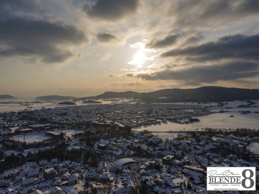 Blende8 Nordhessen Baunatal Luftaufnahmen Foto-Nr. 3003-00013