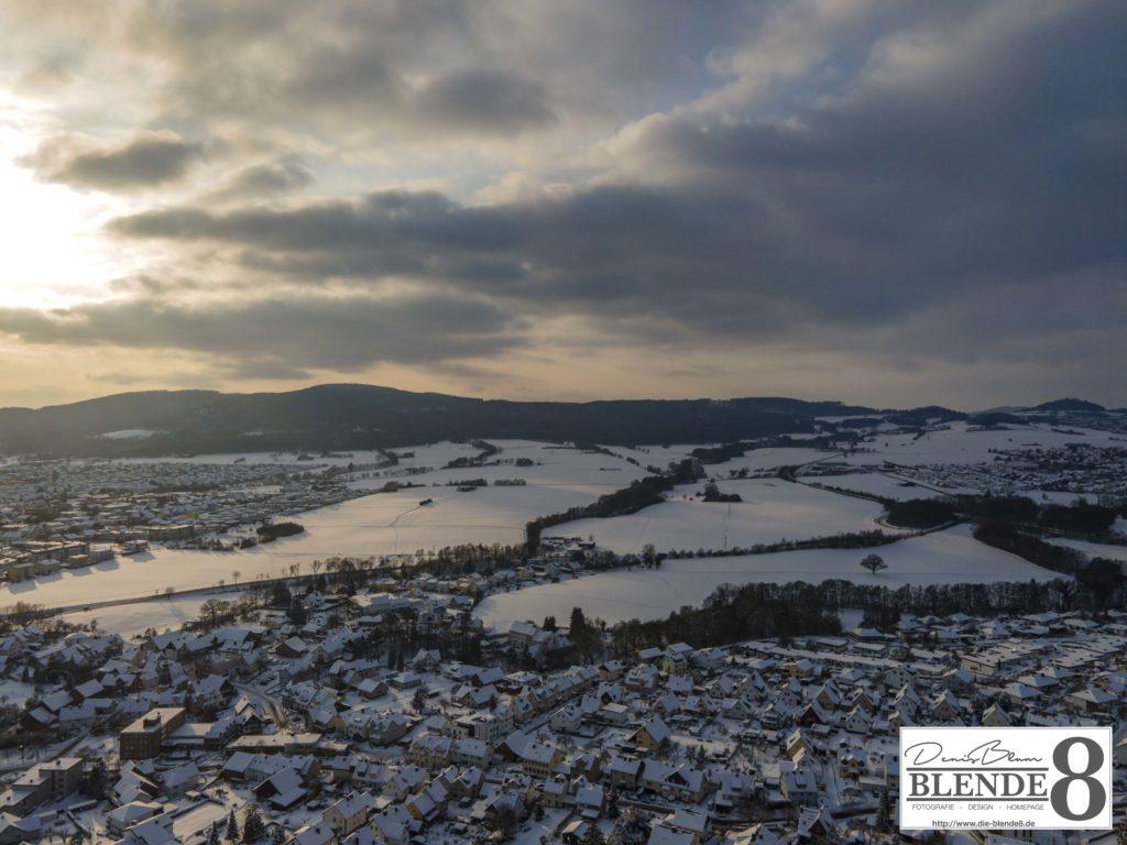 Blende8 Nordhessen Baunatal Luftaufnahmen Foto-Nr. 3003-00014