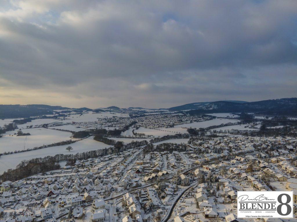 Blende8 Nordhessen Baunatal Luftaufnahmen Foto-Nr. 3003-00015
