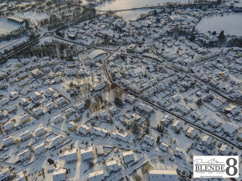 Blende8 Nordhessen Baunatal Luftaufnahmen Foto-Nr. 3003-00021