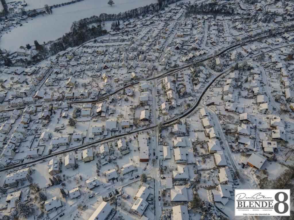 Blende8 Nordhessen Baunatal Luftaufnahmen Foto-Nr. 3003-00022