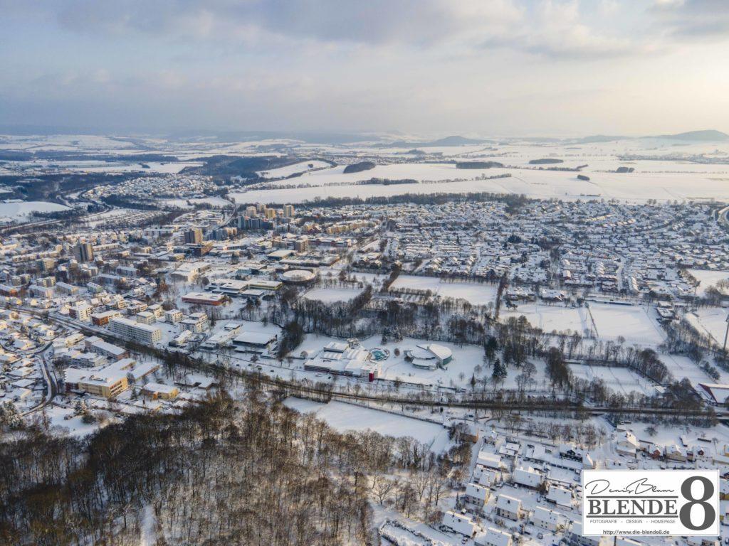 Blende8 Nordhessen Baunatal Luftaufnahmen Foto-Nr. 3003-00024