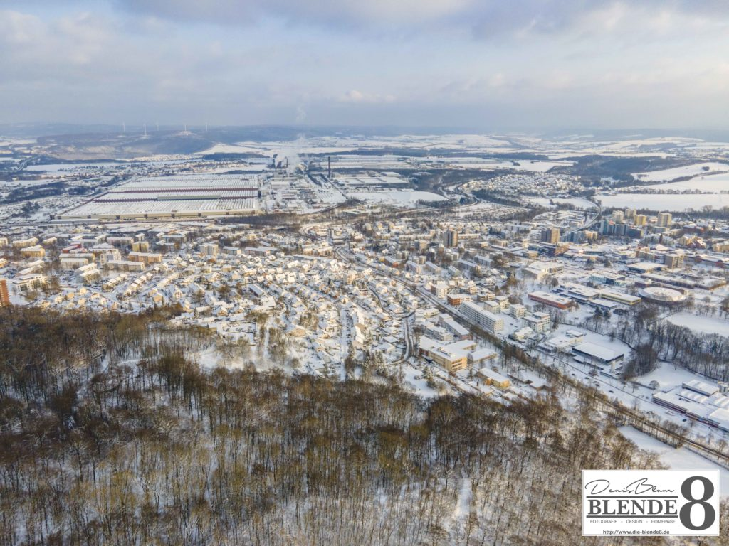Blende8 Nordhessen Baunatal Luftaufnahmen Foto-Nr. 3003-00025
