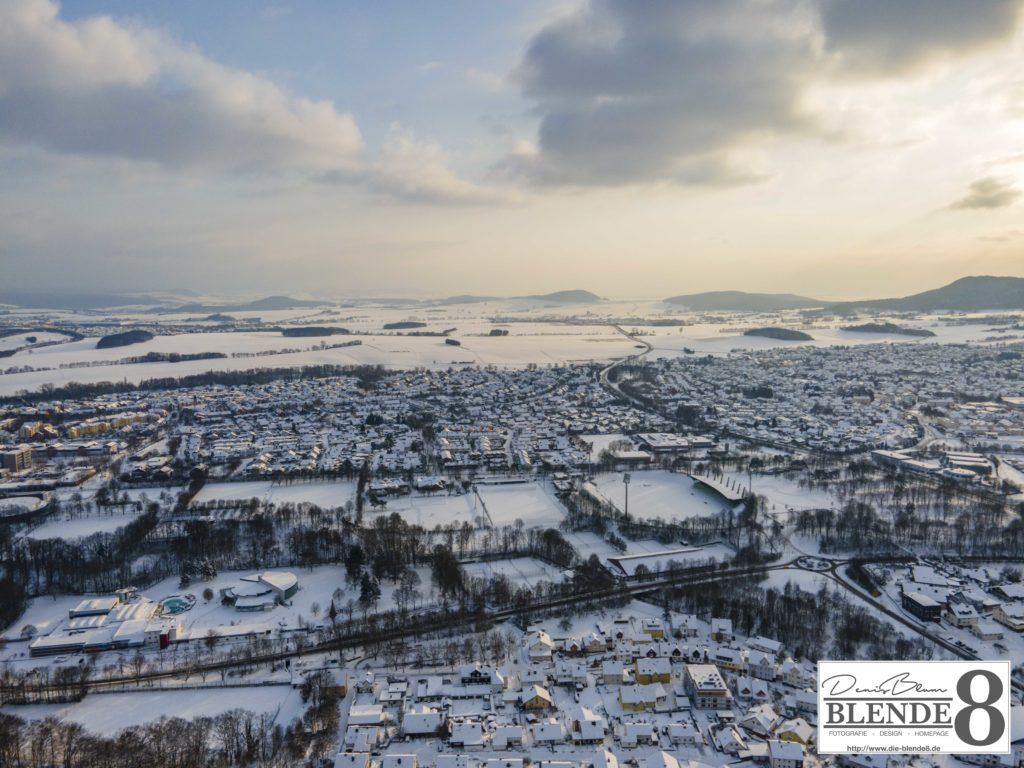 Blende8 Nordhessen Baunatal Luftaufnahmen Foto-Nr. 3003-00027