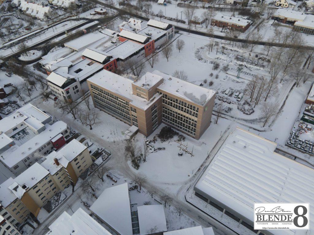 Blende8 Nordhessen Baunatal Luftaufnahmen Foto-Nr. 3003-00030