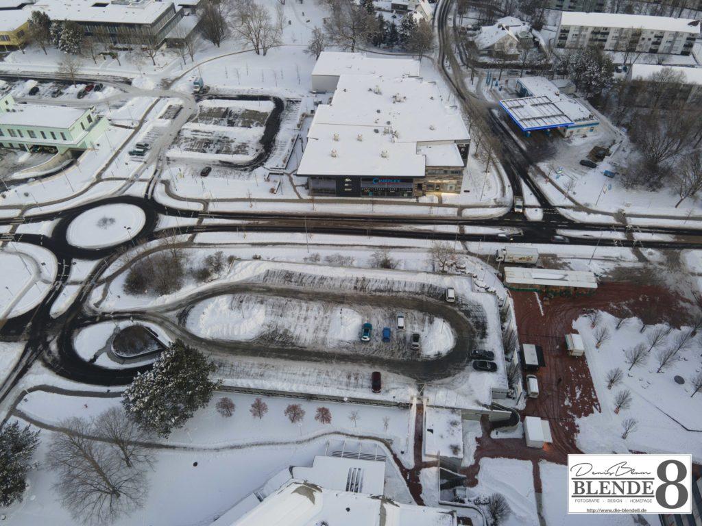 Blende8 Nordhessen Baunatal Luftaufnahmen Foto-Nr. 3003-00033