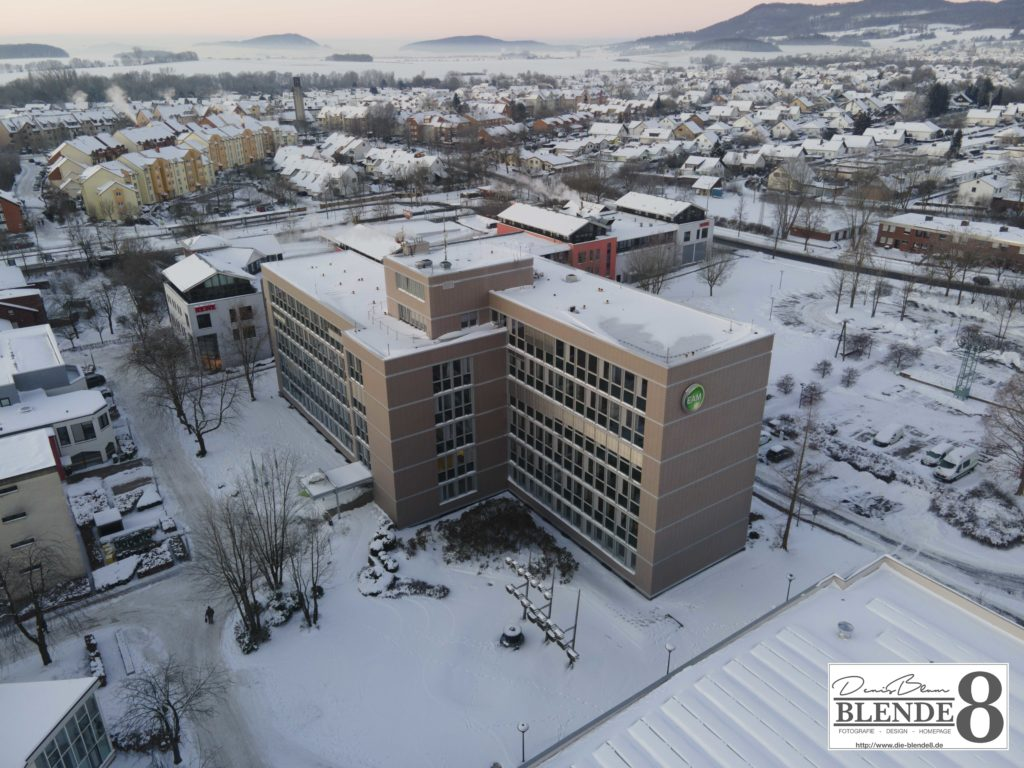Blende8 Nordhessen Baunatal Luftaufnahmen Foto-Nr. 3003-00034