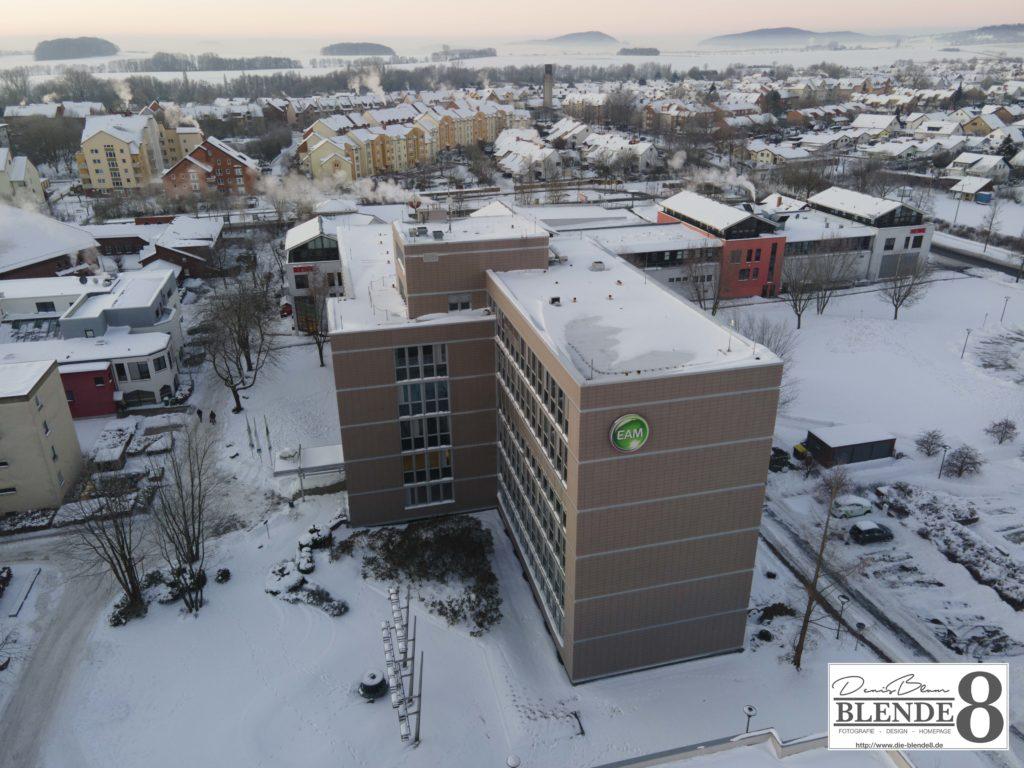 Blende8 Nordhessen Baunatal Luftaufnahmen Foto-Nr. 3003-00035
