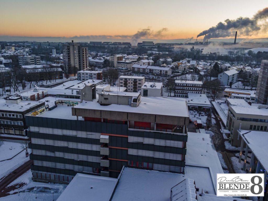 Blende8 Nordhessen Baunatal Luftaufnahmen Foto-Nr. 3003-00036