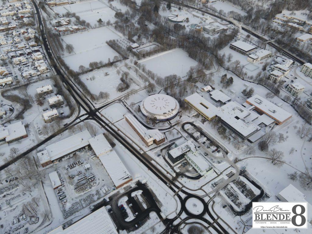Blende8 Nordhessen Baunatal Luftaufnahmen Foto-Nr. 3003-00039