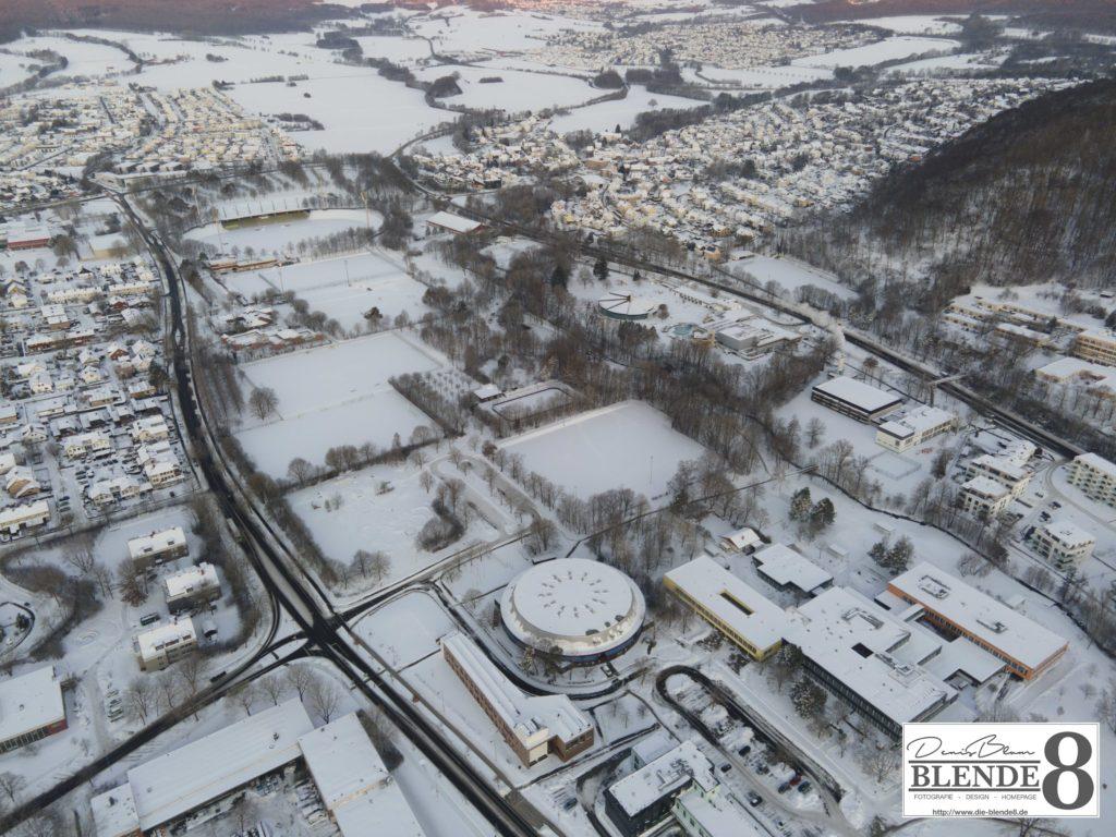 Blende8 Nordhessen Baunatal Luftaufnahmen Foto-Nr. 3003-00040
