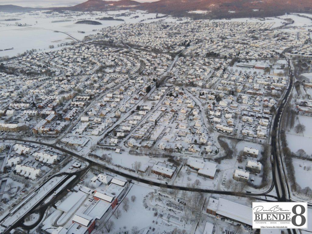 Blende8 Nordhessen Baunatal Luftaufnahmen Foto-Nr. 3003-00041