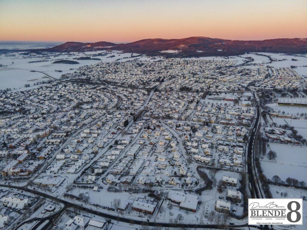 Blende8 Nordhessen Baunatal Luftaufnahmen Foto-Nr. 3003-00042