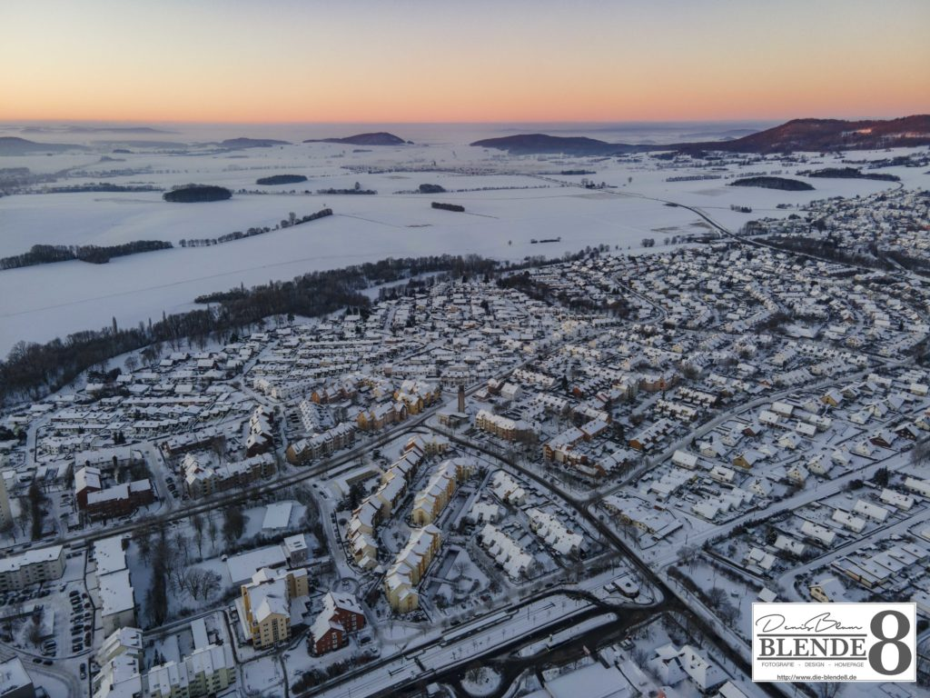 Blende8 Nordhessen Baunatal Luftaufnahmen Foto-Nr. 3003-00043