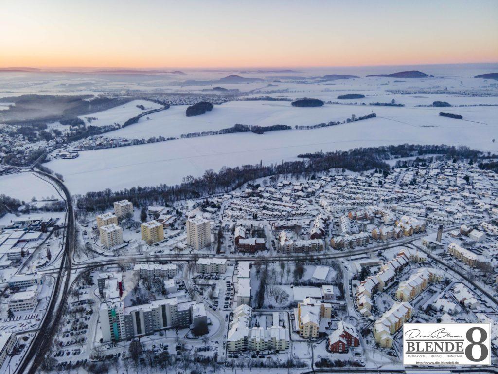 Blende8 Nordhessen Baunatal Luftaufnahmen Foto-Nr. 3003-00044
