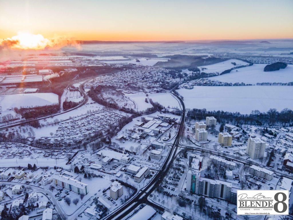 Blende8 Nordhessen Baunatal Luftaufnahmen Foto-Nr. 3003-00045