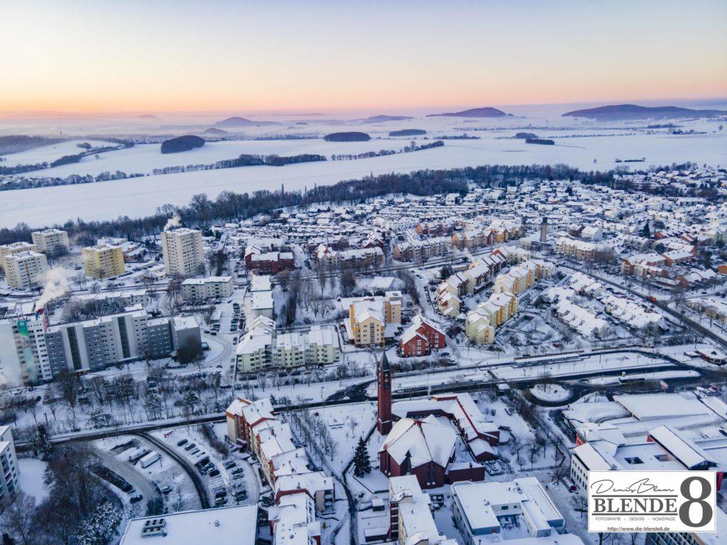 Blende8 Nordhessen Baunatal Luftaufnahmen Foto-Nr. 3003-00053