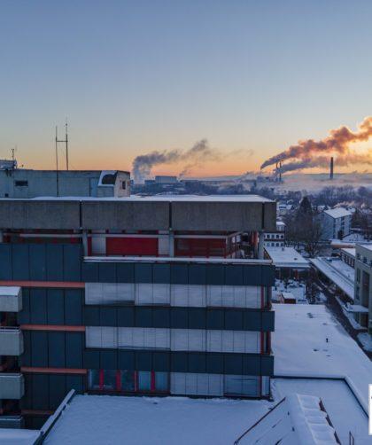 Blende8 Nordhessen Baunatal Luftaufnahmen Foto-Nr. 3003-00055