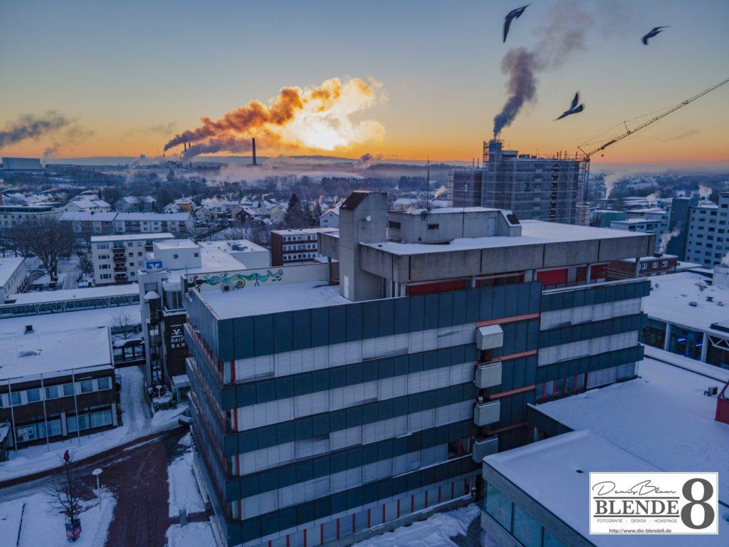 Blende8 Nordhessen Baunatal Luftaufnahmen Foto-Nr. 3003-00056