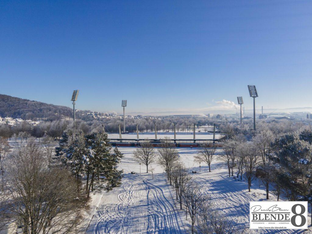 Blende8 Nordhessen Baunatal Luftaufnahmen Foto-Nr. 3003-00061
