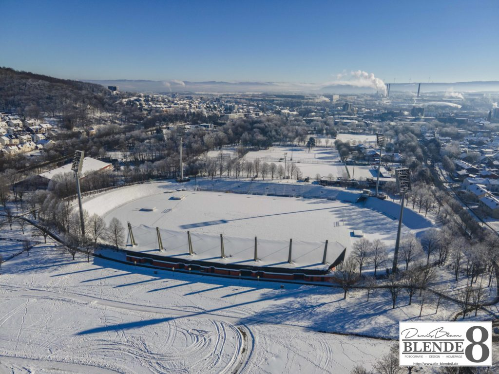 Blende8 Nordhessen Baunatal Luftaufnahmen Foto-Nr. 3003-00063