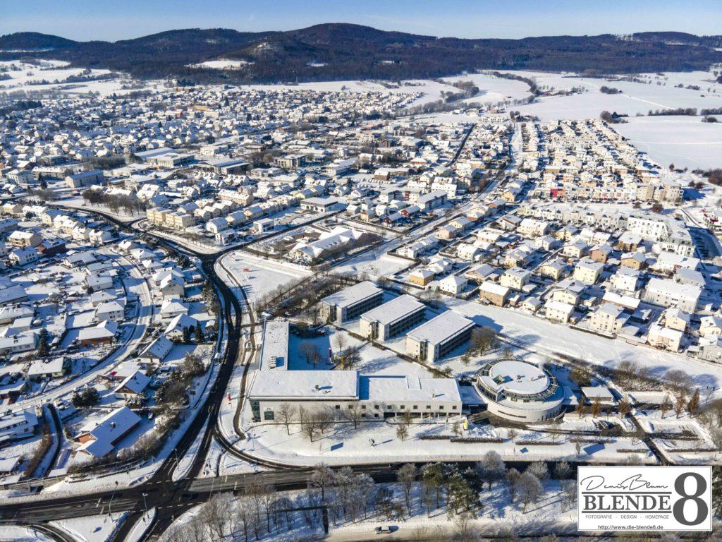 Blende8 Nordhessen Baunatal Luftaufnahmen Foto-Nr. 3003-00065