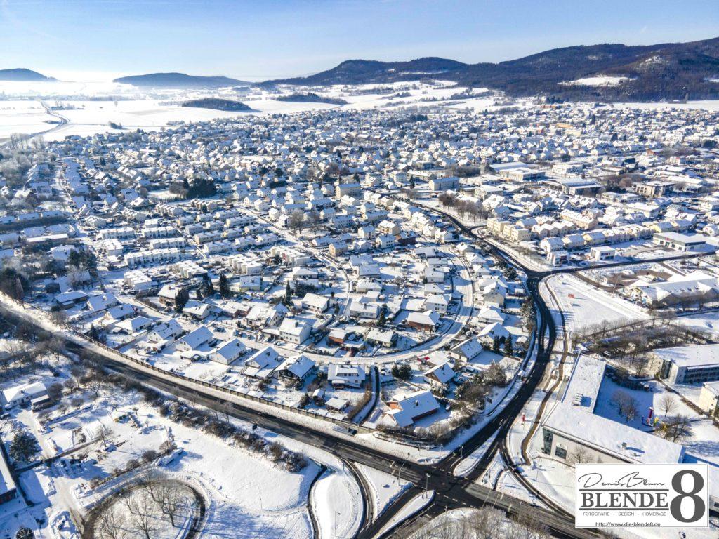Blende8 Nordhessen Baunatal Luftaufnahmen Foto-Nr. 3003-00066