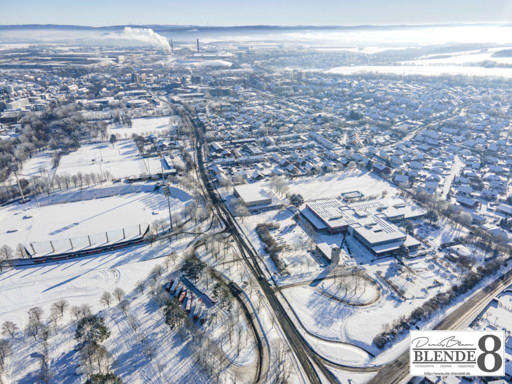 Blende8 Nordhessen Baunatal Luftaufnahmen Foto-Nr. 3003-00070