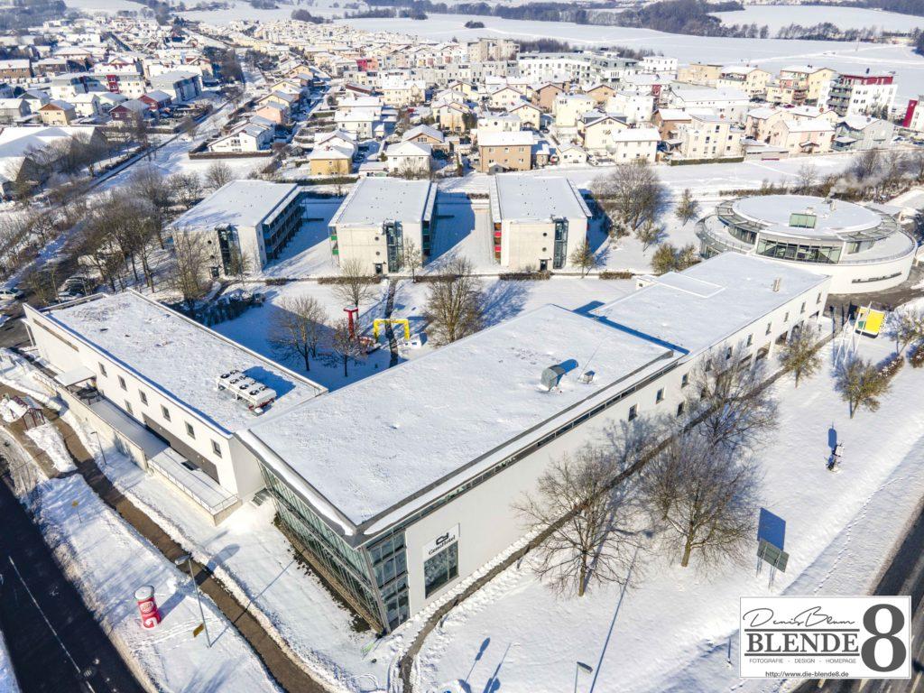 Blende8 Nordhessen Baunatal Luftaufnahmen Foto-Nr. 3003-00075