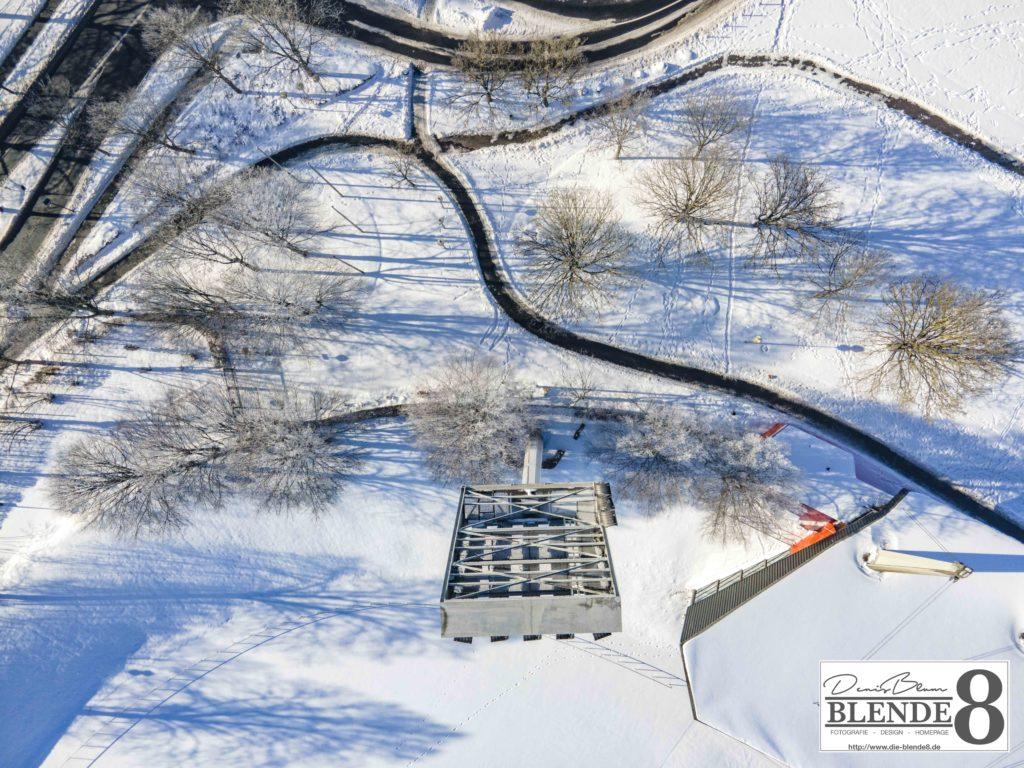 Blende8 Nordhessen Baunatal Luftaufnahmen Foto-Nr. 3003-00077