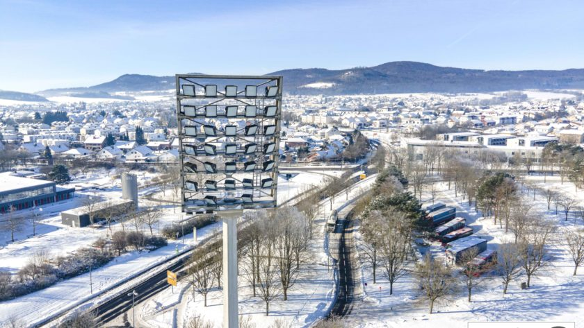Blende8 Nordhessen Baunatal Luftaufnahmen Foto-Nr. 3003-00078